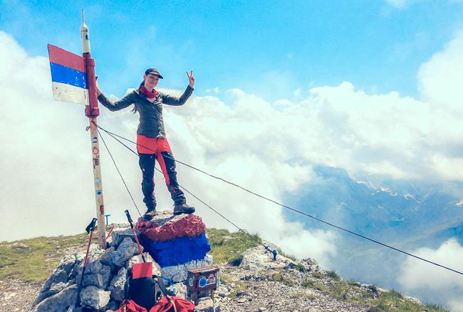 Bosnien & Hercegovinas högsta berg - Maglić