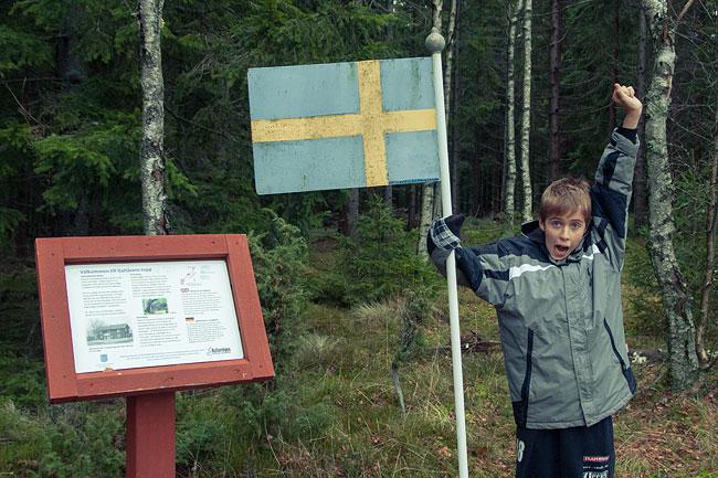 Västergötlands högsta punkt Galtåsen